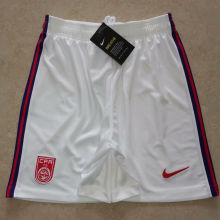 2020/21 China White Shorts Pants