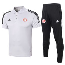 2020/21 Internacional Light Gray Polo Tracksuit