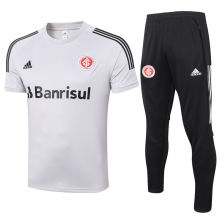 2020/21 Internacional Light Gray Training Tracksuit