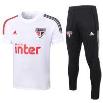 2020/21 Sao Paulo White Training Tracksuit