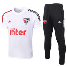 2020/21 Sao Paulo White Training Tracksuit