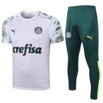 2020/21 Palmeiras White Training Tracksuit