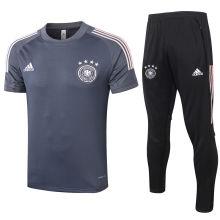 2020/21 Germany Dark Grey Training Tracksuit