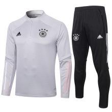 2020/21 Germany Light Grey Sweater Tracksuit