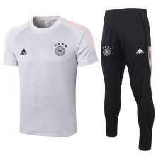 2020/21 Germany Light Grey Training Tracksuit