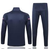 2020/21 England Royal Blue Jacket Tracksuit