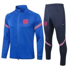 2020/21 England Blue Jacket Tracksuit