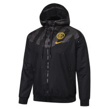 2020 Inter Milan Black windbreaker