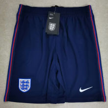 2020 Euro England Royal Blue Shorts Pants
