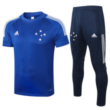 2020/21 Cruzeiro Blue Training Tracksuit