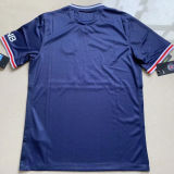 2020/21 PSG 1:1 Quality Home Fans Soccer Jersey