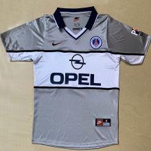 2000 PSG Paris Away Retro Soccer Jersey