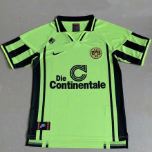 1996 BVB Retro Away Soccer Jersey