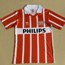 1990 PSV Home Retro Soccer Jersey