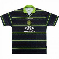 1998 Celtic Away Retro Soccer Jersey