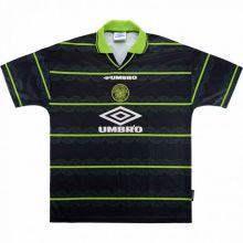 1998 Celtic Away Retro Soccer Jersey