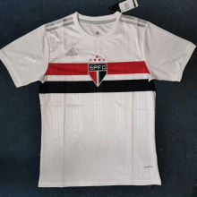 2020 Sao Paulo Home Fans Soccer Jersey (NO Inter)