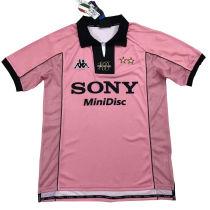 1997-1998 JUV Away Retro Soccer Jersey