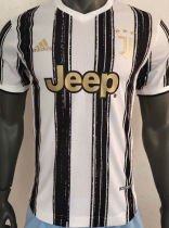 2020/21 JUV Home Player Version Soccer Jersey