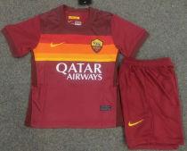20220/21 AS RM Home Kids Soccer Jersey
