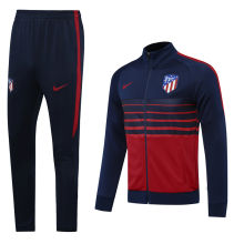 2020/21 ATM Royal Blue And Red Jacket Tracksuit