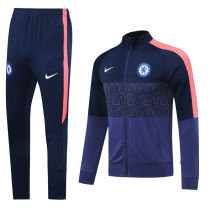 2020/21 Chelsea Royal Blue Jacket Tracksuit Full Sets