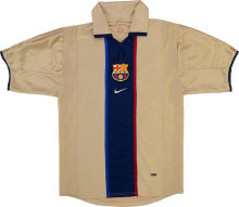 2002 BA Away Retro Soccer Jersey