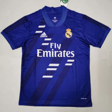 2020/21 RM Classic Blue Fans Soccer Jersey