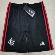 2020/21 Flamengo Black Fans Shorts
