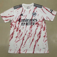 2020/21 Arsenal Away White Fans Soccer Jersey