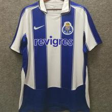 2003/04 Porto Home Retro Soccer Jersey