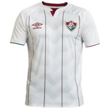 2020/21 Fluminense 1:1 Quality Away White Fans Soccer Jersey