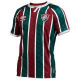 2020/21 Fluminense 1:1 Quality Home Fans Soccer Jersey