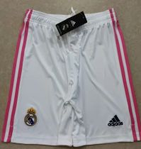 2020/21 RM White Shorts Pants