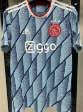 2020/21 Ajax 1:1 Quality Away Fans Soccer Jersey