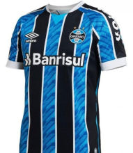 2020/21 Gremio 1:1 Quality Home Fans Soccer Jersey (ALL Sponsors)全广告
