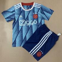 2020/21 Ajax Away Kids Soccer Jersey