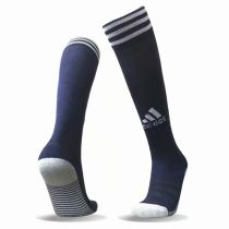 2020/21 Ajax Away Blue White Sock