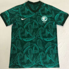 2020/21 Saudi Arab Green Fans Soccer Jersey