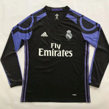 2016/17 RM The 3rd Long Sleeve Soccer Jersey