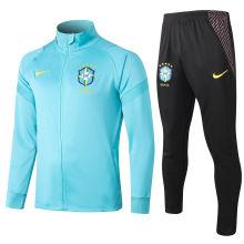 2020/21 Brazil Blue Jacket Tracksuit