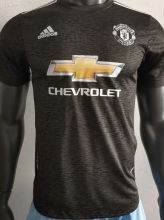 2020/21 Man Utd Away Player Soccer Jersey