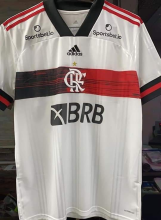 2020 Flamengo Away 1:1 Quality Fans Jersey(BRB AD 广告)