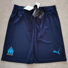 2020/21 Marseille Black Shorts Pants