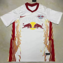 2020/21 RB Leipzig Home White Fans Soccer Jersey