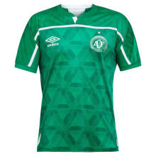 2020/21 Chapecoense Green Fans Soccer Jersey