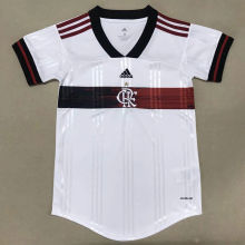 2020/21 Flamengo Away White Women Soccer Jersey