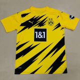 2020/21 BVB 1:1 Quality Yellow Fans Soccer Jersey