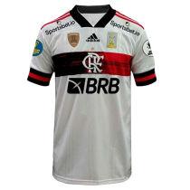 2020 Flamengo Away 1:1 Fans Jersey(ALL Sponsors 全广告加补丁)