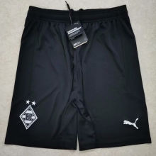 2020/21 Monchengladbach Black Shorts Pants